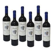 Vino Loscano Malbec Colección De Familia By Piattelli X 6