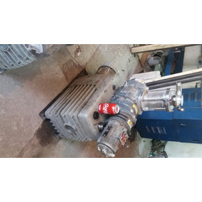 Bomba Alto Vacio Con Booster P/ Desgasificar Transformadores