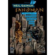 Manga, Kodansha, Sandman Vol 5: Un Juego De Ti Ovni Press
