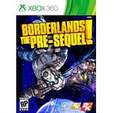 Borderlands The Pre-sequel - Xbox 360