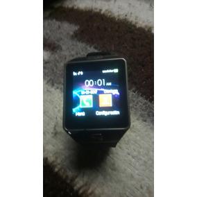 Smart Watch Con Chip + Memoria Sd / Whatsapp . Facebook