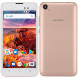 Smartphone Multilaser Ms50l, Android 7.0, 8mp, 8gb