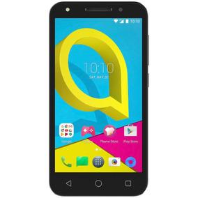 Celular Libre Alcatel U5 Negro 4g Cuad-core