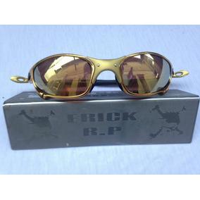 Óculos Oakley Double Xx Tio2 Juliet 24k Squared Mars Penny. São Paulo ·  Juliet Gold Tio2 24k Rp. R  250 3510fb4110