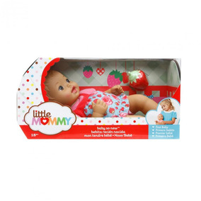 Little Mommy Surtido Bebita Recien Nacida Strawberry