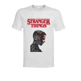 Poleras Estampadas Hombre - Stranger Things