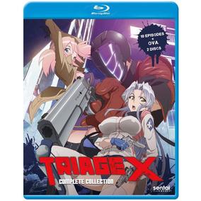 Triage X - Anime + Ova - Bluray - ¡envío Gratis!