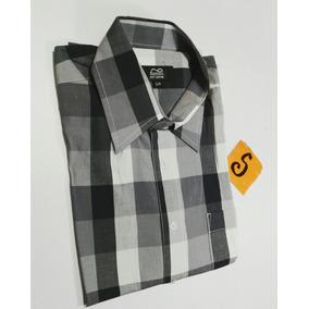 Camisas De Cuadros Original Vsx