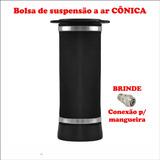 Bolsa De Ar Cônica 8mm Kit Suspensão A Ar Dianteira Saveiro