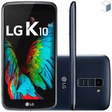 Telefone Celular Lg K10 Tv 4g Tela 5.3 K430tv Azul Índigo
