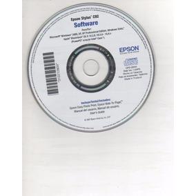 Cd De Instalaçao Impressora Epson Stylus C92