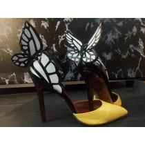 Brechó Impecável! Sapato Salto Alto Feminino Stiletto Tam:37