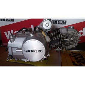 Motor Guerrero 110 Cc Con Cambios