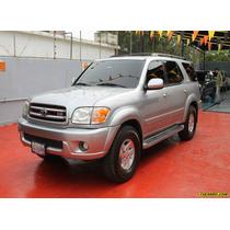 Toyota Sequoia Limited 4x4 - Automatico