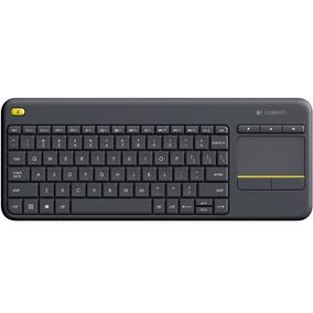 Teclado Logitech Wireless Touch Keyboard K400 Plus