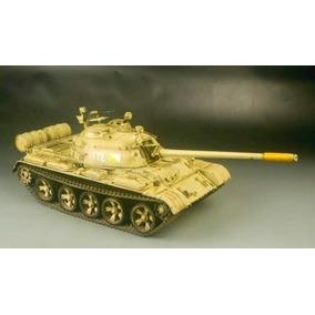 * Tanque Russo T-55a Rooben 1/16 P/ Rádio Controle