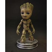 Baby Groot Guardiões Da Galáxia - Anúncio Premium