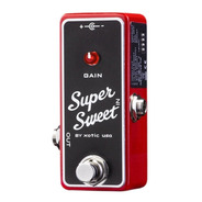 Pedal Overdrive Xotic Super Sweet Usa Envio Imediato C/ Nf-e