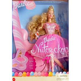 Barbie Princesa Del Cascanueces Nueva Baila