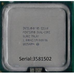 Procesador Intel Pentium Dual Core E2160 1.80 Ghz