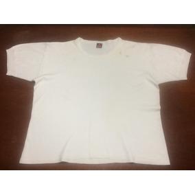 Camiseta Tres Ases Interlock T. 48 Manchada