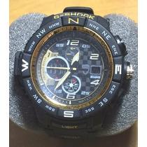 Relógio G-shock Pulseira Preta Esporte S/caixa Imperdível
