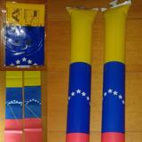 Inflables Bandera De Venezuela Bates Sonadores