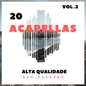 Acapellas 20 - Vol.2