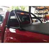 Barra Anti-vuelco Negra Nissan Frontier Np300 2016