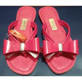 Sandália Rasteirinha Grendha Sense - Pink