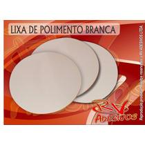 Lixas Polimento Vidros/parabrisas Original 3m - Branca
