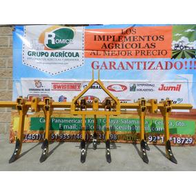 Cultivadora Agricola Para Tractor Marca Kelly De 9 Timones