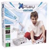 Vídeo Game Xplay Vintage 101 Jogos
