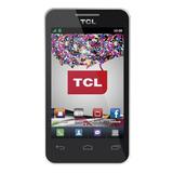 Tcl 3142 Smartphone Libre C/tv Digital Lcd 3.5 Wifi Radio Fm