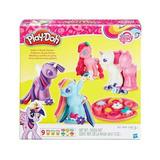 Set De Masas Play Doh Moldea/estiliza My Litlle Pony Hasbro