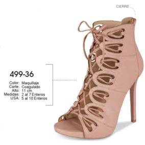 Zapatillas Color Maquillaje 499-36 Cklass