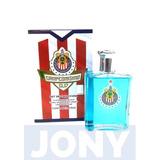 Kit Perfume Hombre Club Guadalajara Chivas Con Llavero