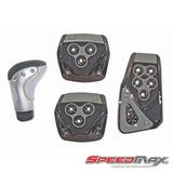 Pedal Deportivo Gris 4 Piezas Speedmax 088