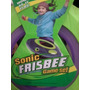 Frisbee Disco Volador Sonic Para Niños