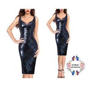 Vestido De Fiesta - Noche - Gala 0101185 Elbauldecorina