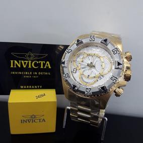 e57db305f76 Relogio Invicta Excursion 11904 Ouro 18k - Relógios De Pulso no ...