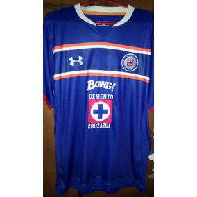 Camiseta Cruz Azul Talle Xl Chico.flamante
