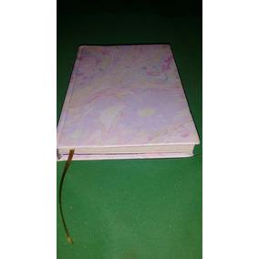 Caderno Capa Marmorizada