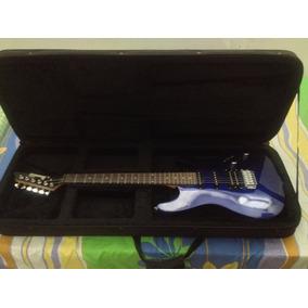 Guitarra Electrica Ibanez Gio 6/cuerdas Azul Con Hardcase