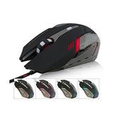 Mouse Óptico Para Gamer, Farsic 6d