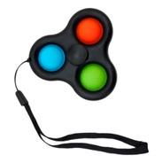 Spinner Pop It Fidget Simple Dimple 3 Juguete Anti Stress
