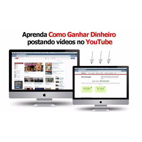 Como Ganhar Dinheiro Com O Youtube Com Michael De Oliveira
