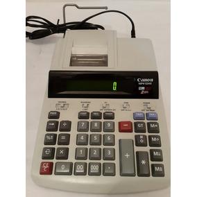 Calculadoras Sumadoras Canon Mp41dhii De 14 Dígitos 2colores