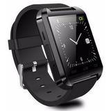 Reloj Smart Watch Cargable Via Usb Origen Chino