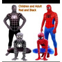Fantasia Adulto Infantil Cosplay Homem Aranha Leia Anuncio